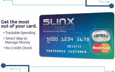 The New 5LINX Pay Cards Are Here!