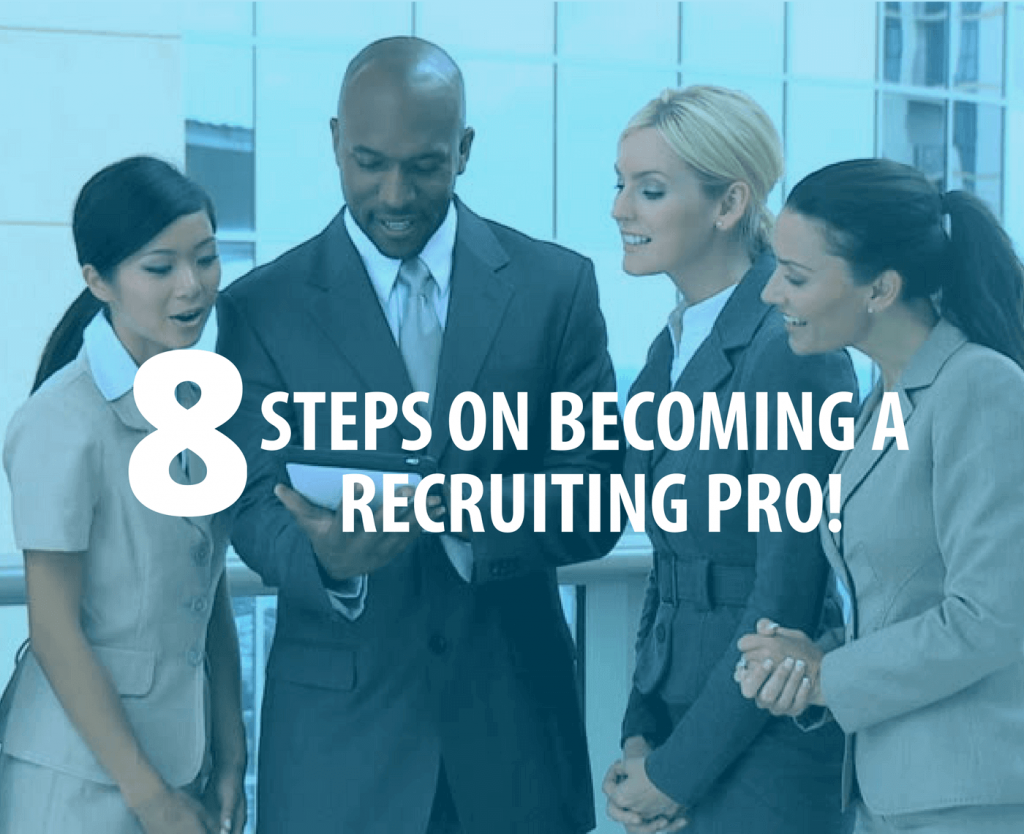 Become a recruiting pro