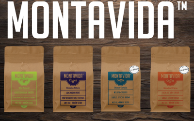 Announcing Four New MontaVida Flavors!