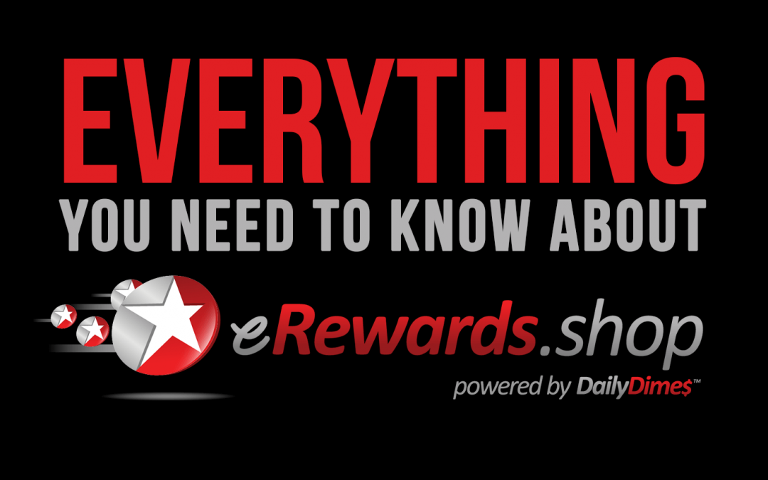 Everything You Need to Know About eRewards.shop, and the New 3-Tier Pricing for Products