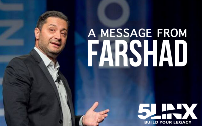 A Message from Farshad
