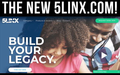Introducing the New 5LINX.com