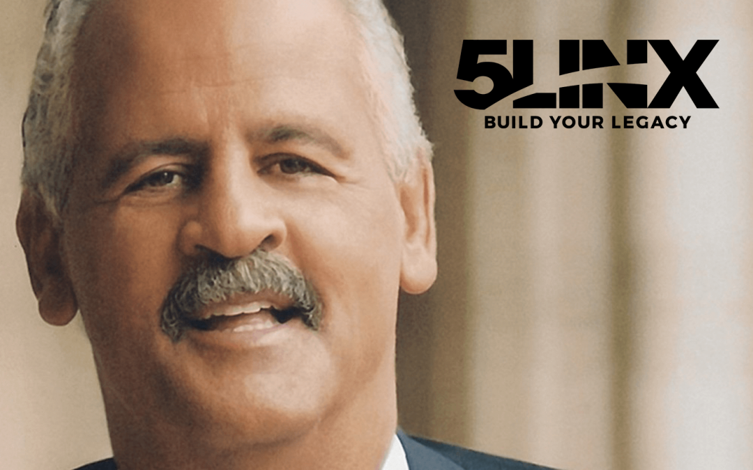 5LINX Announces Stedman Graham as Keynote Speaker
