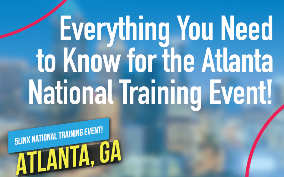 Everything You Need to Know for Atlanta!