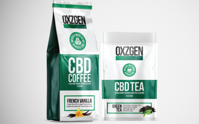 OXZGEN to Launch CBD Coffee & CBD Tea at New Orleans Event!