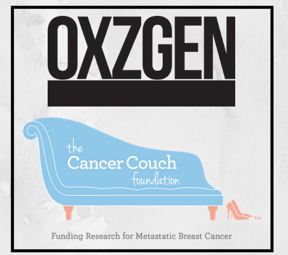 OXZGEN Announces Partnership with Cancer Couch Foundation